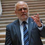HR Dr. Werner Pleischl, Generalprokurator der Republik Österreich.