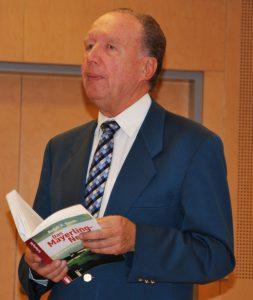 Der Autor Dr. Rudolf Novak.