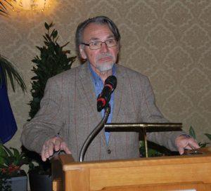 SR i.R. Univ.-Prof. HR Dr. Peter Csendes hielt den Festvortrag