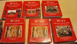 Die bisher erschienenen Bände