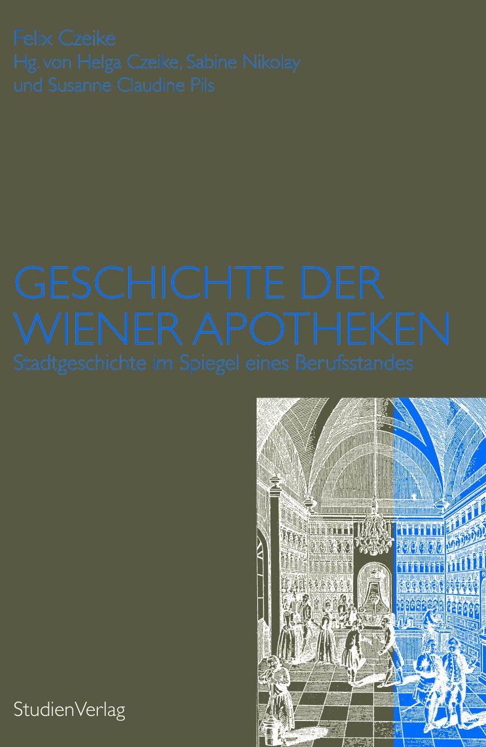 Geschichte der Wiener Apotheken
