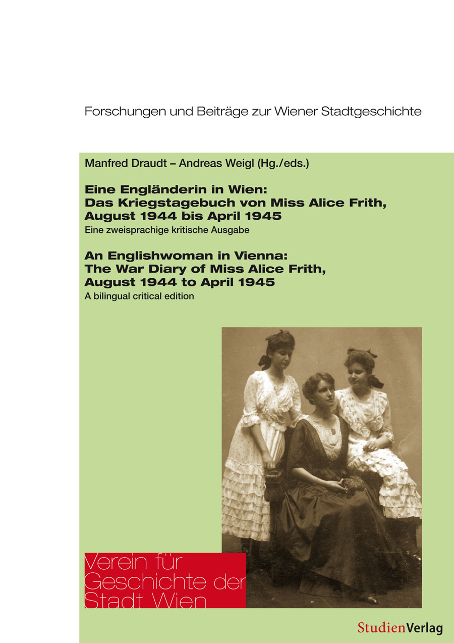 Eine Engländerin in Wien
