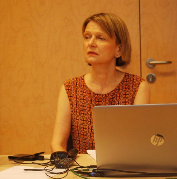 Dr.in Inge Podbrecky (Foto: Alfred Paleczny)
