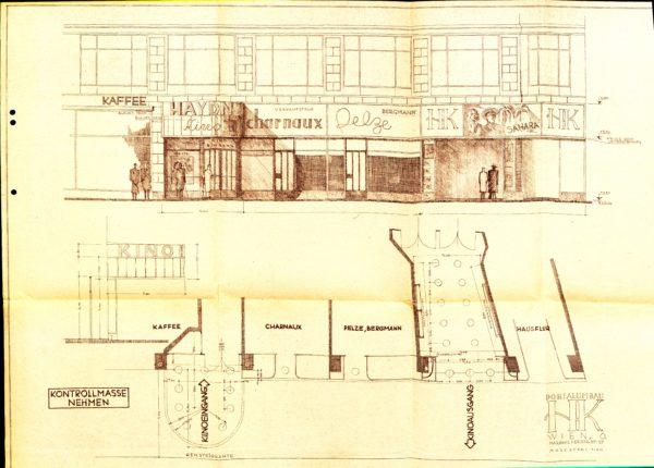 Wiener Stadt- und Landesarchiv, M.Abt. 104, A11.6: Haydn-Kino