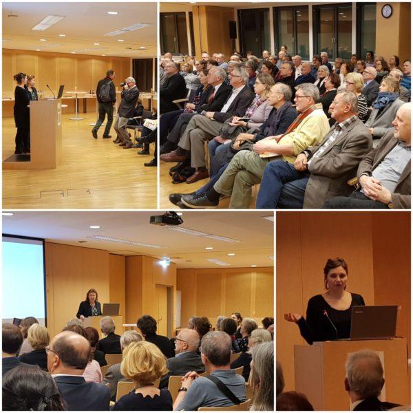 Vortrag von Dr.in Angela Heide (Fotos: Christian Michlits)
