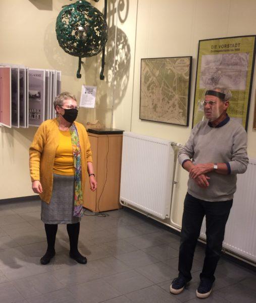 Mag. arch. Georg Friedler und Frau DDr. Gertraud Rothlauf